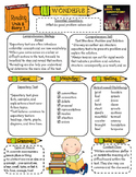 Wonders Reading Series 5th Grade: Unit 2, Lessons 1-5 Newsletter