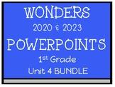 Unit 5, Wonders, 1st Grade PowerPoint, Student Engagement