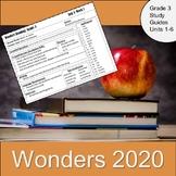 Wonders 2020 Third Grade Study Guides/Weekly News