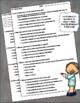 Wonders Reading Third Grade: Main Story Selection Comprehe