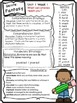 Wonders Reading Grade 3 Unit 1 Weekly Newsletters / Study Guides