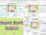Wonders Reading for Kindergarten Smart Start BUNDLE Extension Activities