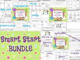 Wonders Reading for Kindergarten Smart Start BUNDLE Extens