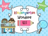 Wonders Reading for Kindergarten: Unit 2 Week 3 Extension Activities