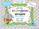 Wonders Reading for Kindergarten: Unit 6 Week 2 Extension Activities