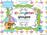 Wonders Reading for Kindergarten: Unit 6 Week 3 Extension