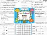 Wonders Reading for Kindergarten: Unit 7 Week 3 Extension