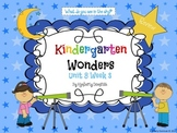 Wonders Reading for Kindergarten: Unit 8 Week 3 Extension Activities