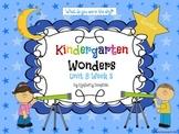 Wonders Reading for Kindergarten: Unit 8 Week 3 Extension