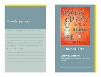 Wonders--Roman Diary, The Journal of Iliona