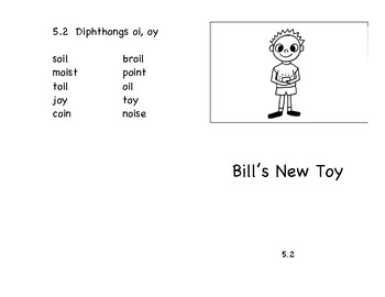 Wonders Second Grade Printable Books Unit 5:  The Adventures of Bill and Max!