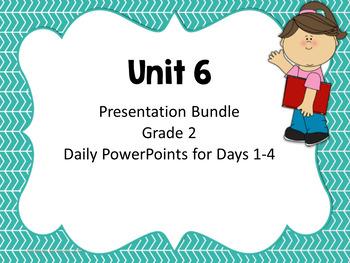 Wonders Second Grade Unit 6 Presentations