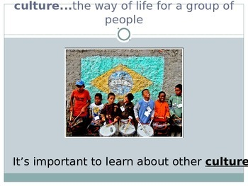 Wonders Second Grade Vocabulary Powerpoint Unit 1 Week 2 Maria Celebrates Brazil