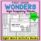 Wonders Sight Words - Activity Books for High Frequency Wo