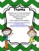 Wonders Spelling Assessment Choices Unit 1  Week  1