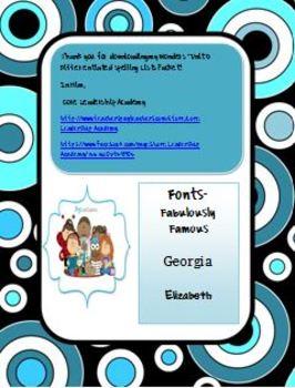 Wonders Spelling List DI~ Complete Unit 5