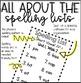 Wonders Spelling Lists