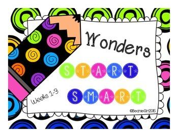 Wonders Start Smart