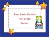 McGraw-Hill Wonders Start Smart First Grade Games
