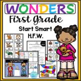 Wonders Start Smart First Grade High Frequency Word Activities