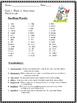Wonders: Storytime Grade 3 Unit 1 Lesson 1