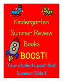 Wonders Stay Ready for First Grade Summer Practice Books!