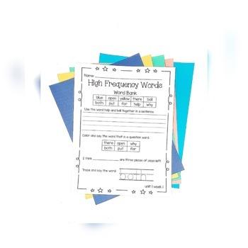 Wonders Supplemental No Prep Practice Pack {Bundle Units 1-6 2nd Grade}