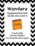 Wonders Supplemental Unit {Grade 1-Unit 3}
