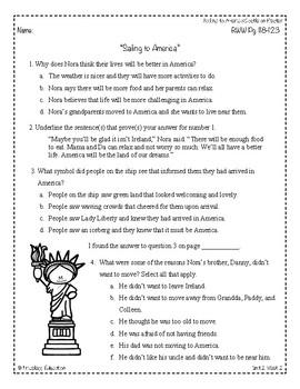 Wonders Third Grade (3rd Grade) Comprehension Unit 2 Week 2