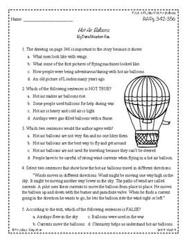 Wonders Third Grade (3rd Grade) Comprehension Unit 4 Week 4