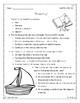 Wonders Third Grade (3rd Grade) Comprehension Unit 4 Week 5