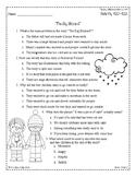 Wonders Third Grade (3rd Grade) Comprehension Unit 6 Week 2