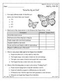 Wonders Third Grade (3rd Grade) Comprehension Unit 6 Week 4