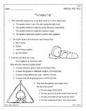 Wonders Third Grade (3rd Grade) Comprehension Unit 6 Week 5