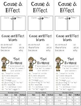 Wonders 3rd Grade Reading Comprehension Skill Bookmarks