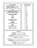 Wonders Third Grade Teacher Guide Unit 2