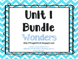 Wonders: Unit 1 (week 1-5)