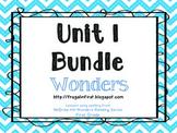 Wonders: Unit 1 Bundle (week 1-5)