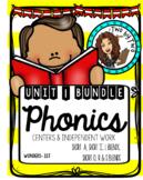 Wonders Unit 1 Phonics Bundle