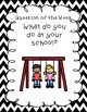 Wonders Unit 1 Week 1 Centers Worksheets and Focus Wall Packet First Grade