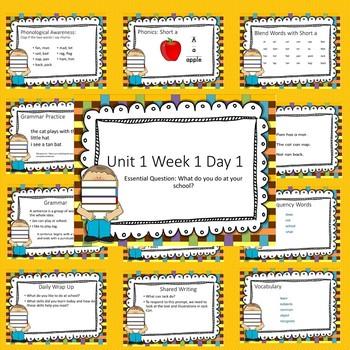 Wonders Unit 1 Week 1 Day 1