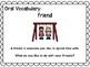 Wonders Unit 1 Week 1 What About Bear? Power Point Interactive Kindergarten