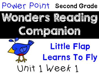 Wonders Unit 1 Week 1 Power Point Interactive Little Flap
