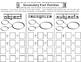 Wonders Unit 1 Week 1 - Word Work Set - First Grade