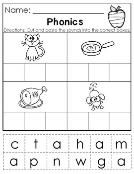 Wonders Unit 1 Week 2 Centers/Worksheets Pouch! Kindergarten