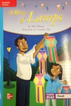 3rd Gr. Wonders Unit 1 Week 2 On Level Response  - A Row of Lamps