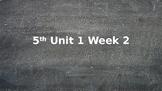 Wonders Unit 1 Week 2 Powerpoint