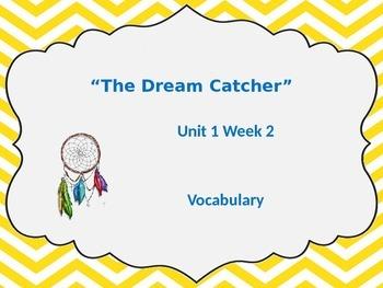 Wonders Unit 1 Week 2 Vocabulary