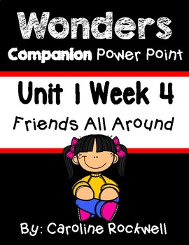 Wonders Unit 1 Week 4 Centers Worksheets and Focus Wall Pa