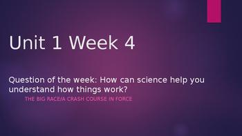 Wonders Unit 1 Week 4 Power Point 4th Grade